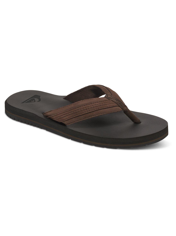 Coastal Oasis - Leather Sandals