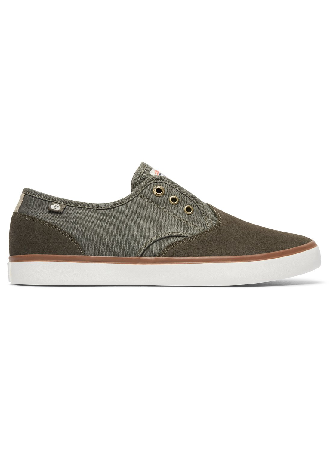 Quiksilver Shorebreak Deluxe - Laceable Slip-on Shoes - Homme