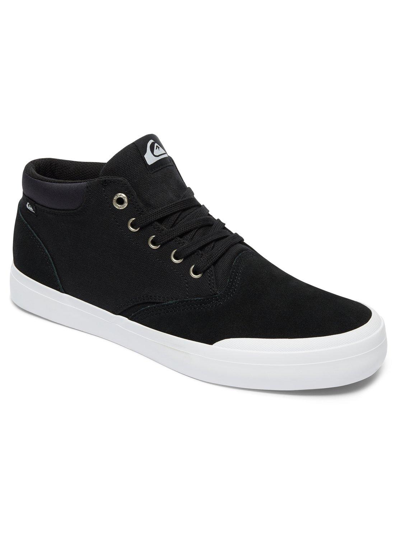 VERANT - Sneaker high - black/black/white