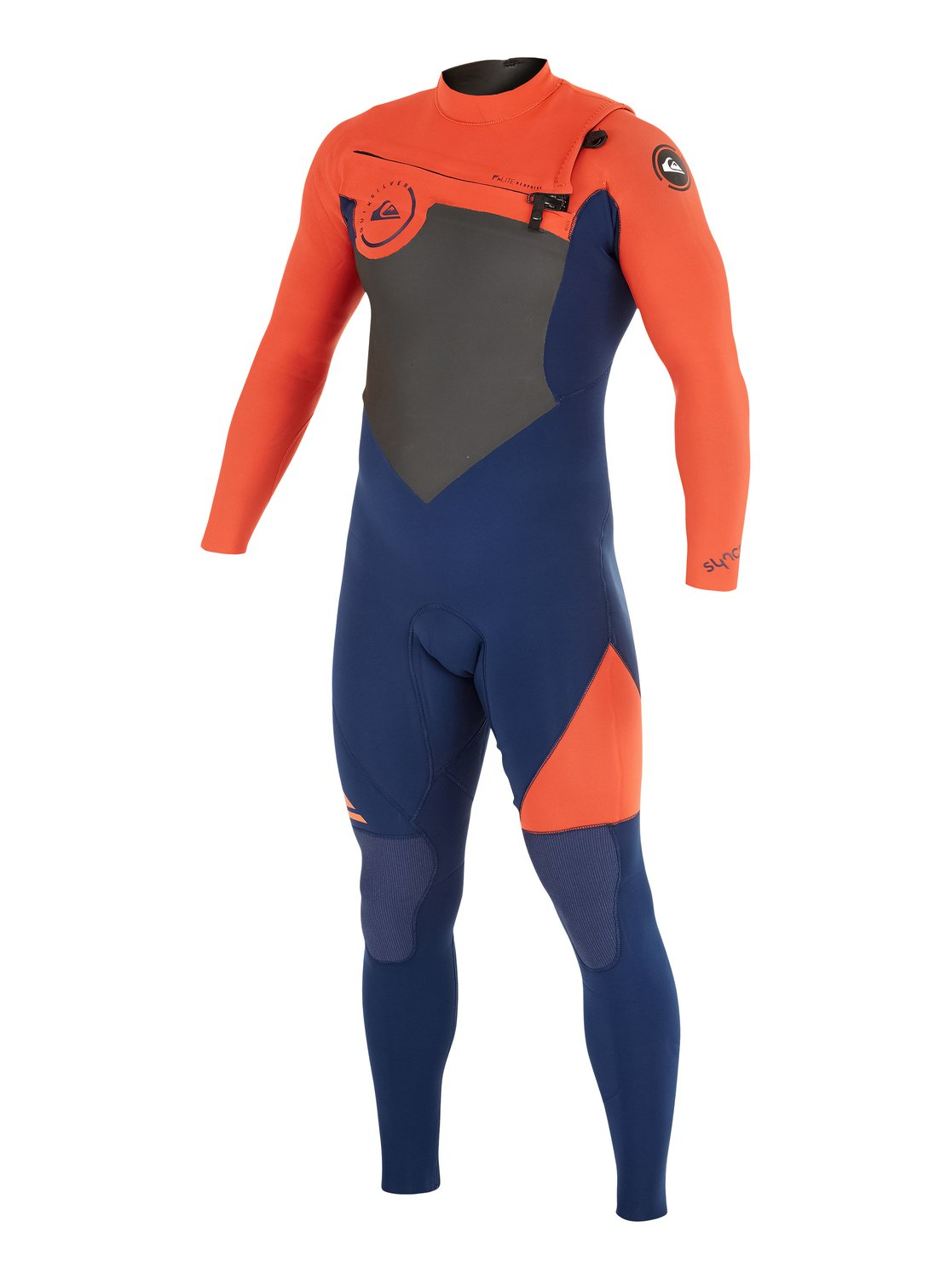 Syncro GBS 3/2mm Chest Zip Wetsuit