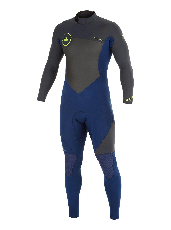 Syncro GBS 3/2mm Back Zip Wetsuit