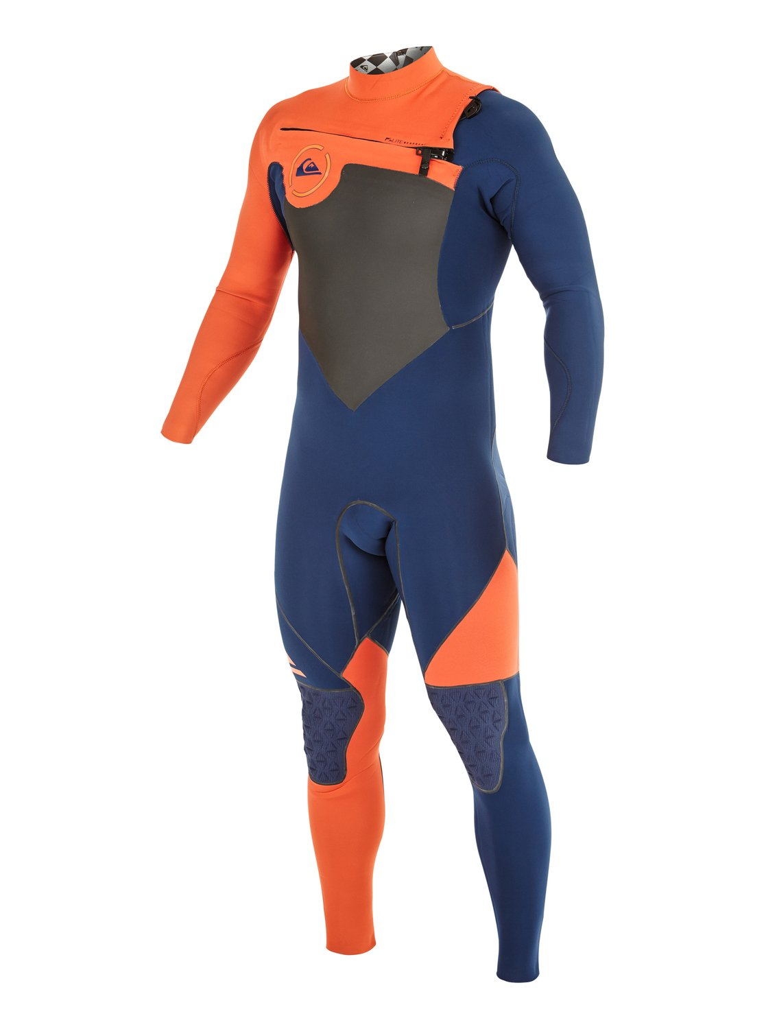 AG47 Performance 4/3mm  Chest Zip Wetsuit от Quiksilver RU