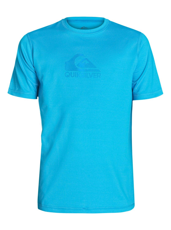 Solid streak t shirt rash guard a maniche corte for What is a rash shirt