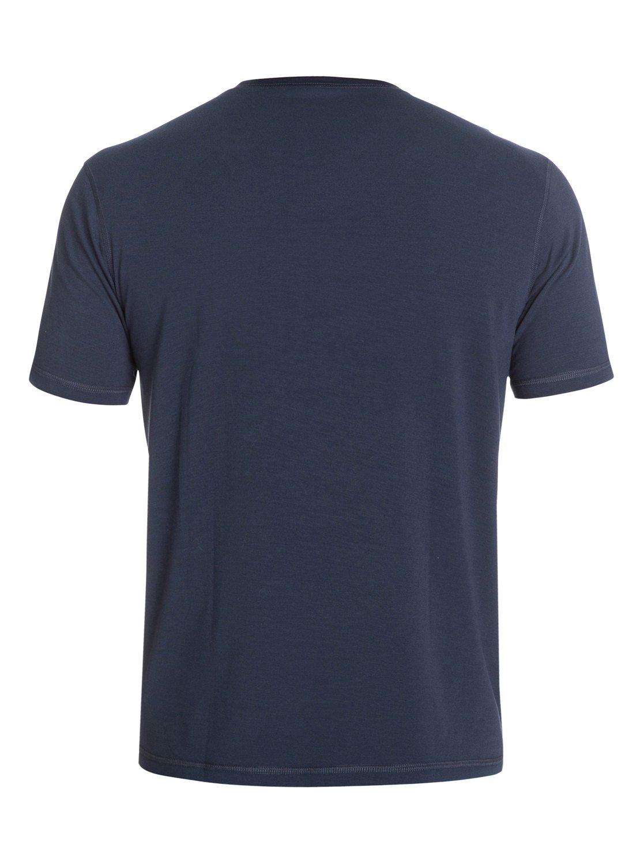 Walk about t shirt rash guard a maniche corte aqywr03011 for What is a rash shirt
