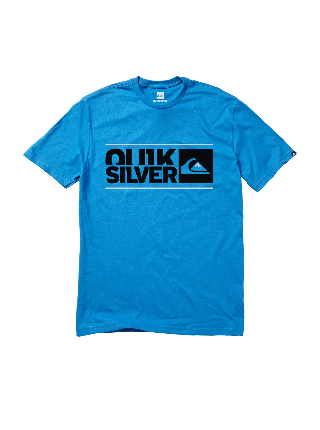 Quiksilver plain black t shirt - 0 Ill Faded T Shirt Aqyzt01084 Quiksilver
