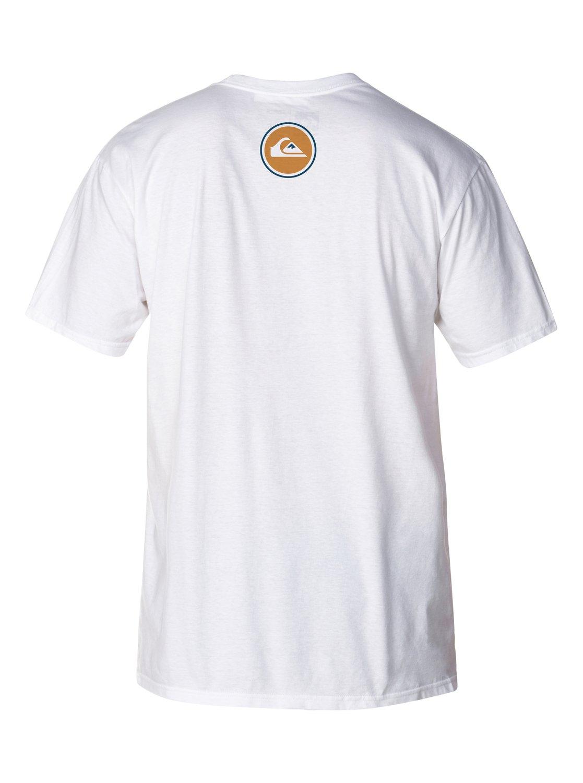 Quiksilver plain black t shirt - Quiksilver Plain Black T Shirt 1 Main Break Slim Fit T Shirt Aqyzt03033 Quiksilver