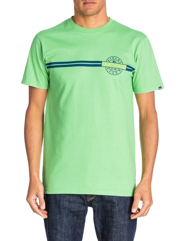 Marathon t shirt aqyzt03314 quiksilver for Marathon t shirt printing