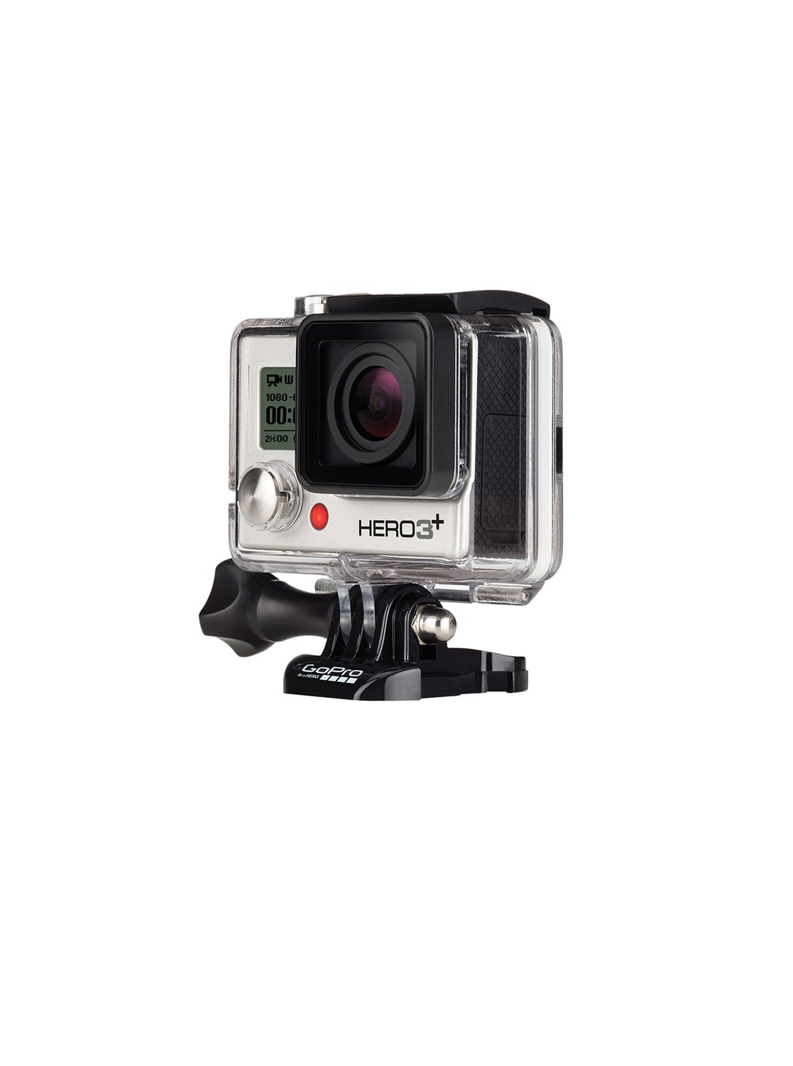 gopro hero3 silver edition camera chdhn302 roxy. Black Bedroom Furniture Sets. Home Design Ideas