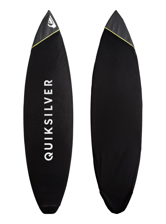 6'6 - Mesh Surfboard Sock EGLSSKMH66 | Quiksilver