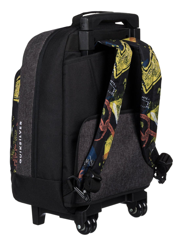 wheelie chompine 12l kleiner rucksack mit rollen. Black Bedroom Furniture Sets. Home Design Ideas