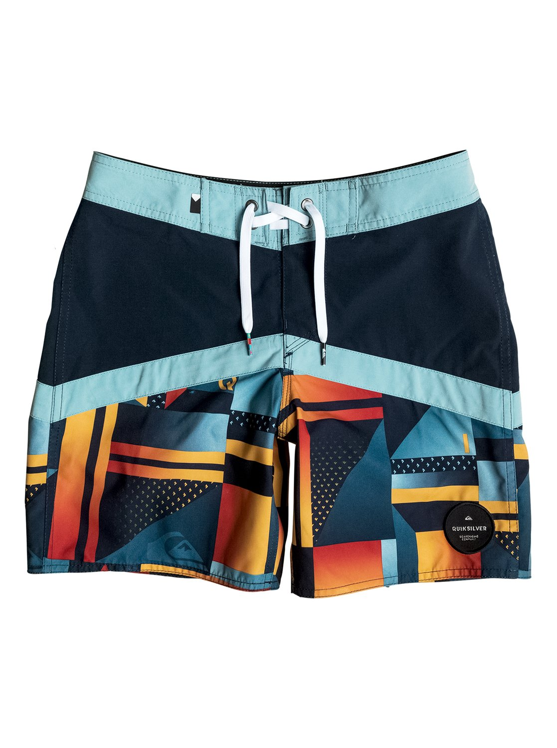check crypt vee 15  board shorts