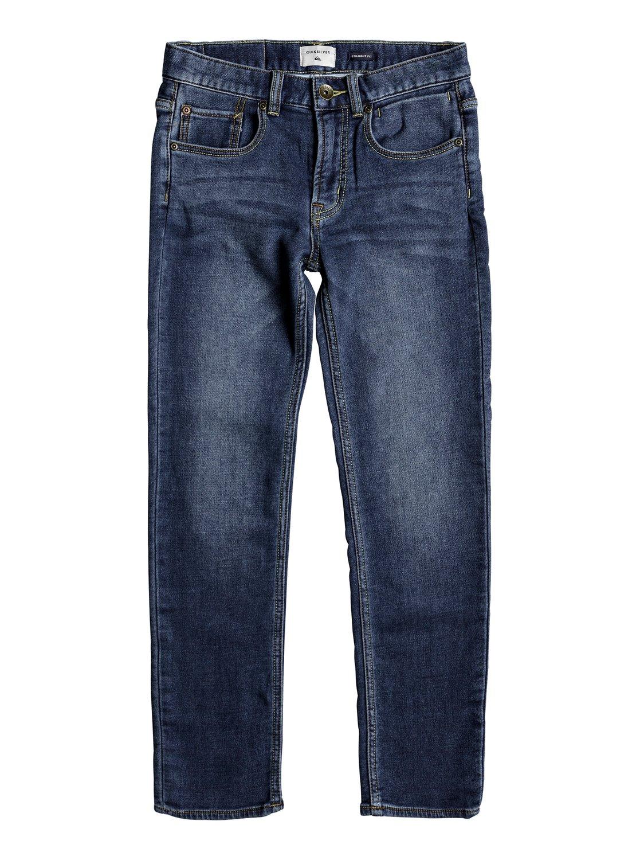Прямые джинсы Revolver Hash Blue