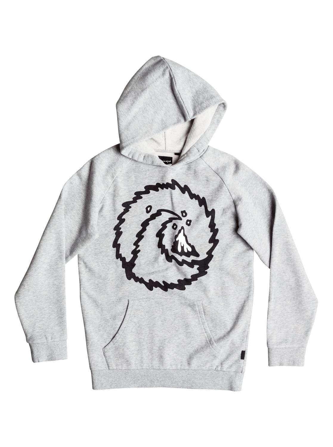 Dirty Old Town - HoodieWith a medium-weight fabric and easy pullover design, this boys hoodie works all year round. Featuring mountain and wave graphics from this season's art pack and a slightly longer regular fit, you just have to pick your favourite from simple grey or jet black.<br>