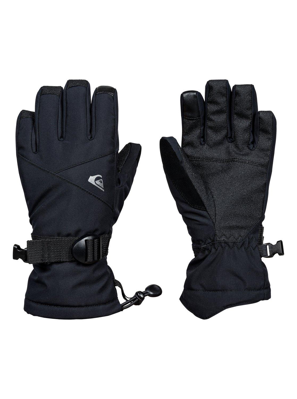 mission gants de snowboard ski eqbhn03012 quiksilver. Black Bedroom Furniture Sets. Home Design Ideas
