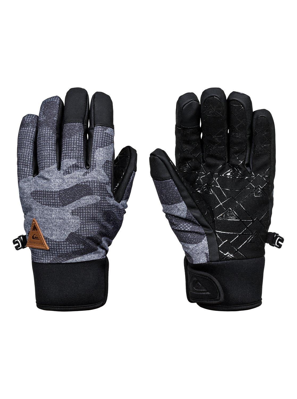 method gants de snowboard ski eqbhn03014 quiksilver. Black Bedroom Furniture Sets. Home Design Ideas