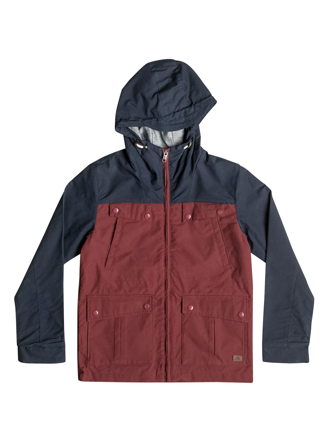 Boy's Seashore Block Windbreaker