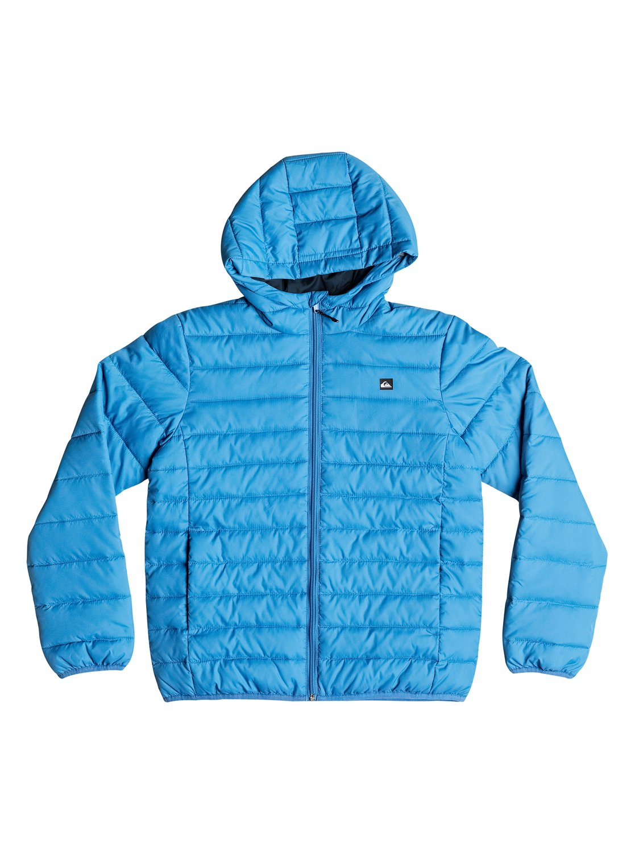 Куртка-подкладка ScalyКогда кому-то тепло и зимой, но при этом он не в пуховике, весьма вероятно, что этот кто-то одет в куртку Scaly. Это тонкая и узкая куртка-утеплитель или куртка-подкладка, если хотите, которую можно носить саму по себе или в качестве подкладки под еще одну куртку. При этом она обработана водонепроницаемой пропиткой DWR, ее капюшон можно утянуть при помощи удобных утяжек, а эластичные манжеты служат дополнительным барьером, который холоду и влаге преодолеть будет непросто. Есть и парочка скрытых карманов!<br>