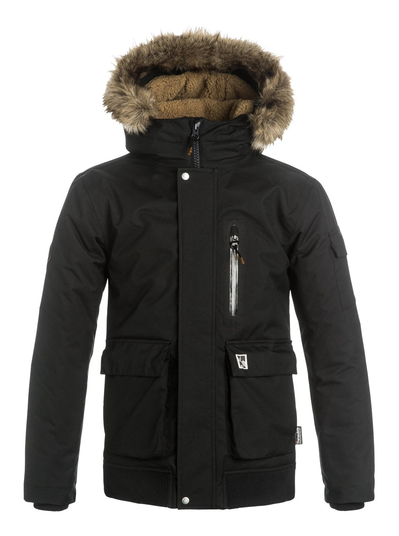 Куртка ArrisНе дайте зиме спутать ваши планы — возьмите на вооружение куртку Arris! Она не даст вам замерзнуть, что бы ни показывал с утра столбик термометра: куртка сшита из плотного теплого оксфорда, дополнена подкладкой из шерпы и серьезным утеплителем 3m® Thinsulate®. Ветер до вас тоже не доберется — в этом поможет полностью регулируемый штормовой капюшон, украшенный съемной оторочкой из искусственного меха.<br>