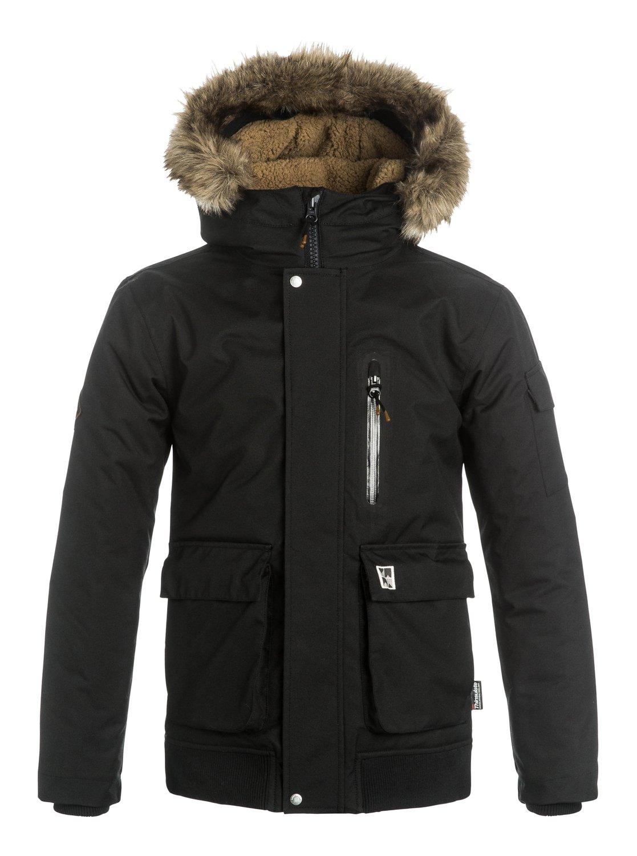 Куртка ArrisНе дайте зиме спутать ваши планы – возьмите на вооружение куртку Arris! Она не даст вам замерзнуть, что бы ни показывал с утра столбик термометра: куртка сшита из плотного теплого оксфорда, дополнена подкладкой из шерпы и серьезным утеплителем 3m® Thinsulate®. Ветер до вас тоже не доберется – в этом поможет полностью регулируемый штормовой капюшон, украшенный съемной оторочкой из искусственного меха.<br>
