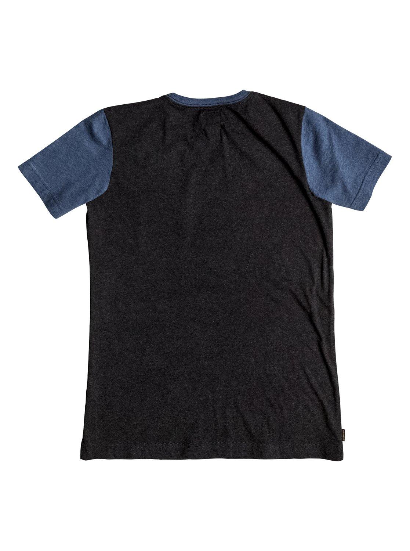 Boy 39 s 8 16 baysic pocket tee eqbkt03074 quiksilver for Boys pocket t shirt
