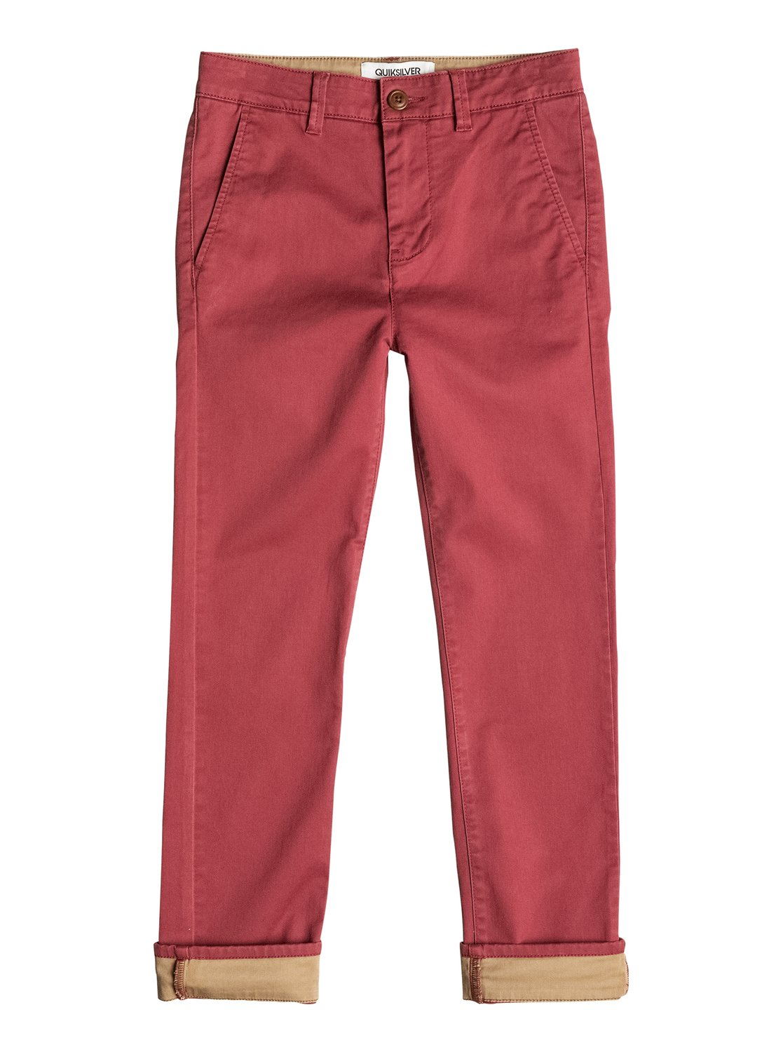 Krandy Straight Fit Block - Chinos - Quiksilver<br>