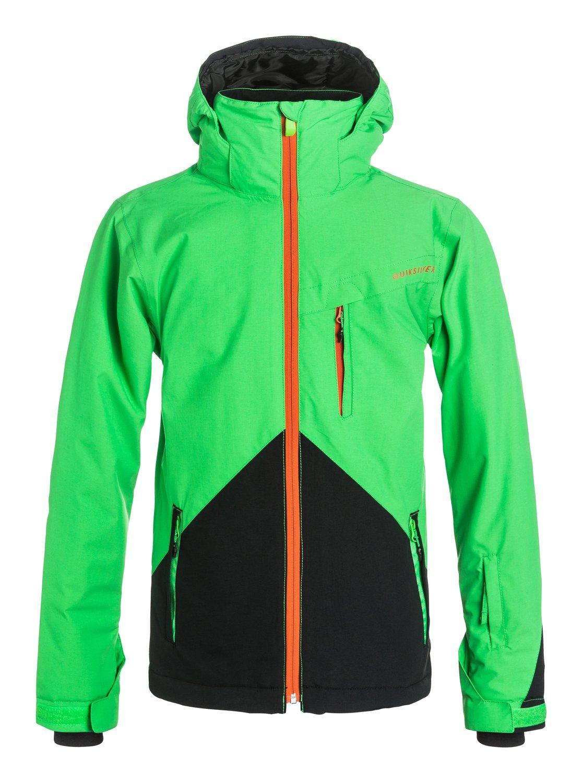 Сноубордическая куртка Mission Colorblock от Quiksilver RU