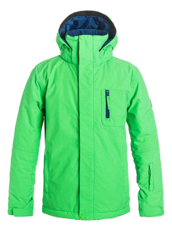 Сноубордическая куртка Mission Solid