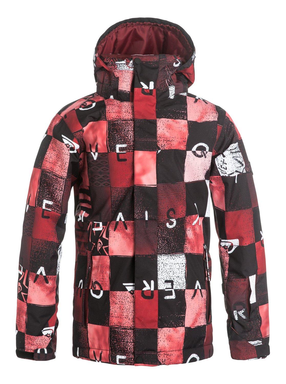 Сноубордическая куртка Mission Printed от Quiksilver RU
