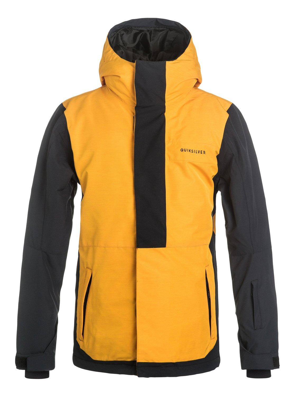 Сноубордическая куртка Ambition от Quiksilver RU