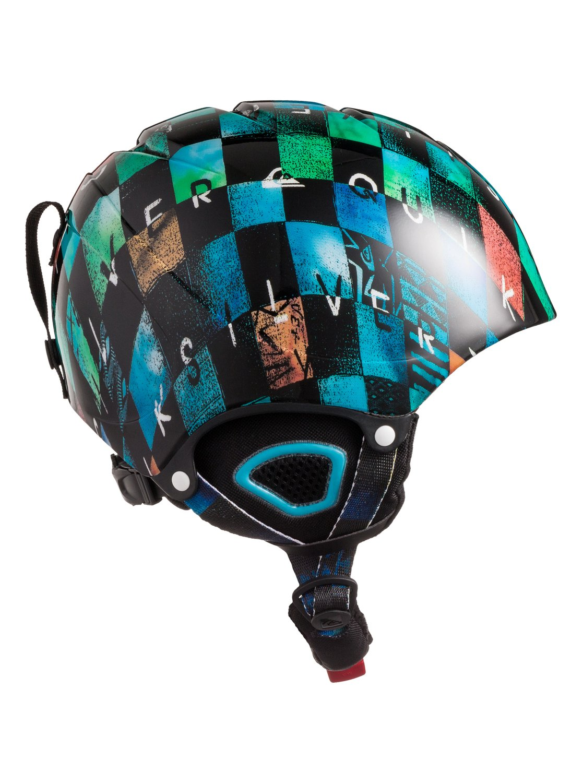 the game casque de snowboard eqbtl03000 quiksilver. Black Bedroom Furniture Sets. Home Design Ideas