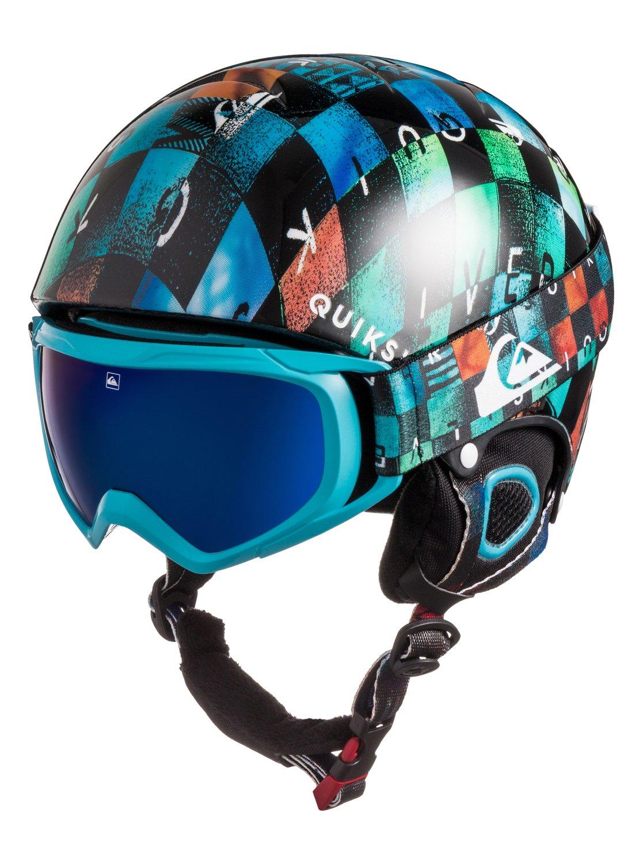 Сноубордический шлем The Game + маска&amp;nbsp;<br>