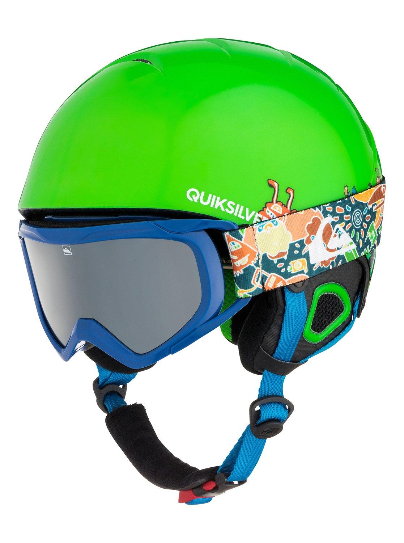 Сноубордический шлем The Game + маска