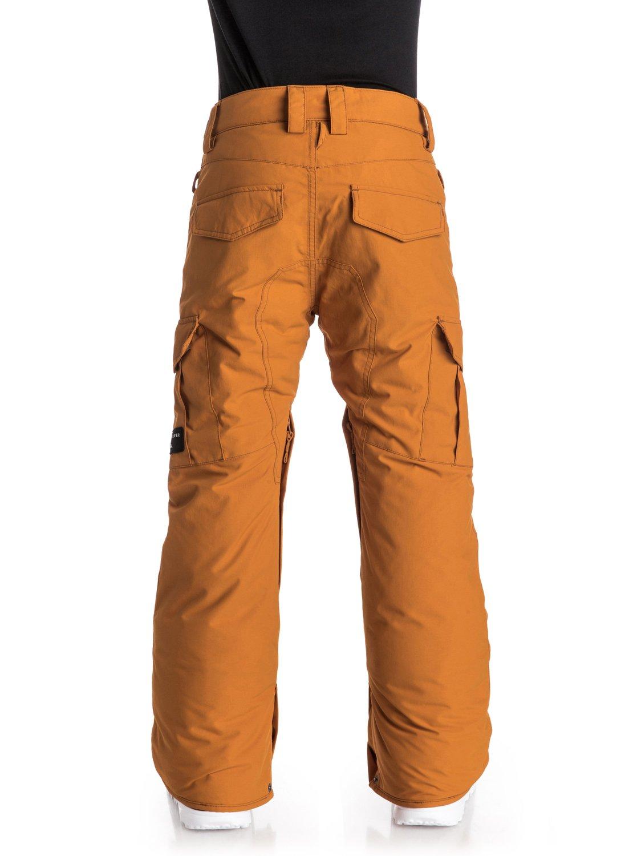Nylon Taffeta Snow Pants 10