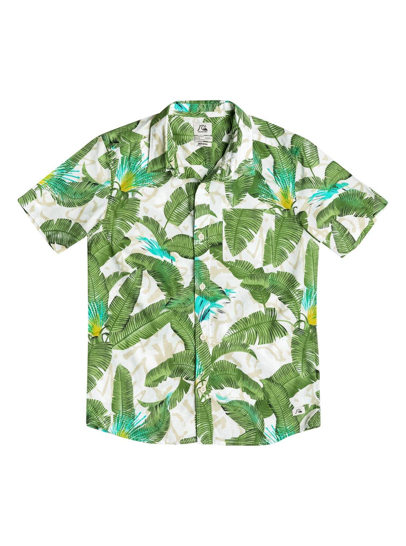 Boy's Riot Shirt Short Sleeve Shirt
