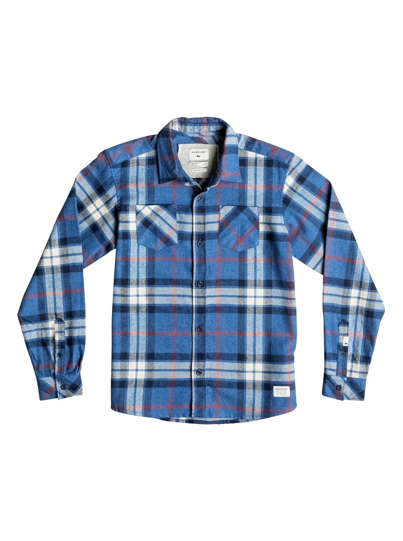 Рубашка с длинным рукавом Fitzthrower Flannel<br>