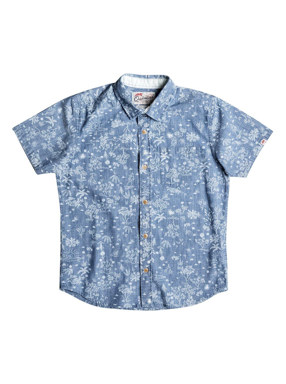 Рубашка с коротким рукавом Bloom Field Diver