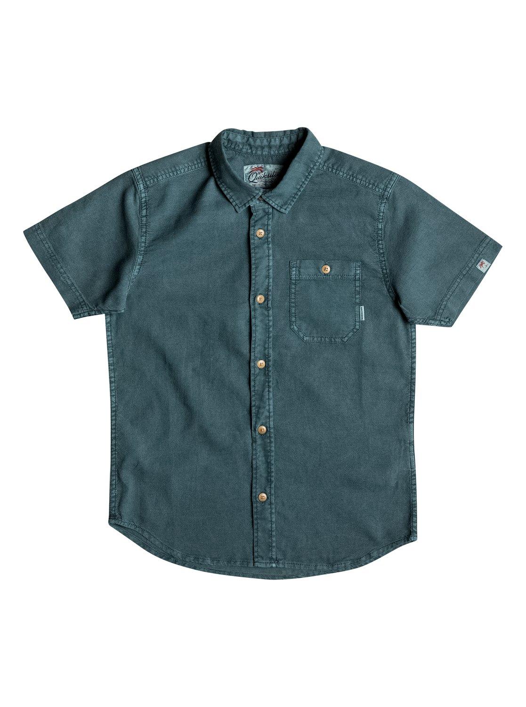Рубашка с коротким рукавом Time Box от Quiksilver RU