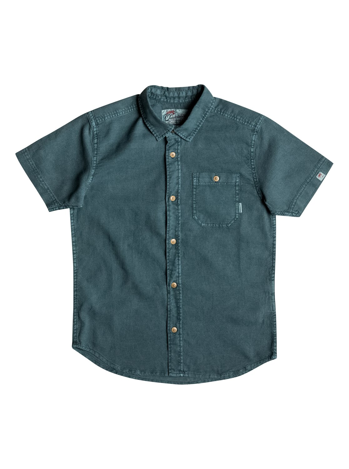 Time Box - Short Sleeve Shirt<br>