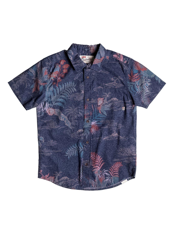 Рубашка с длинным рукавом Channels Bruz от Quiksilver RU