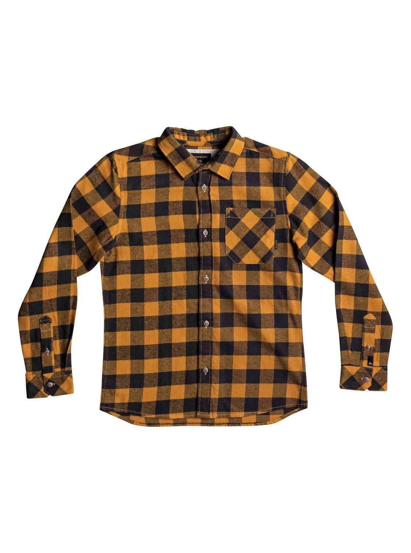 Рубашка с длинным рукавом Motherfly Flannel от Quiksilver RU