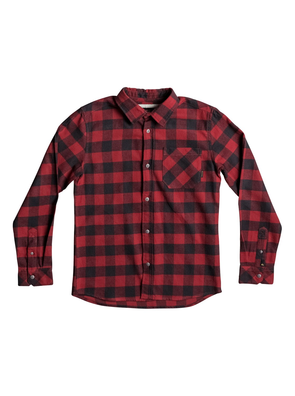 Рубашка с длинным рукавом Motherfly Flannel
