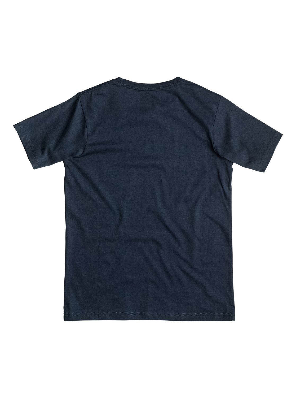 classic bearwatch t shirt eqbzt03231 quiksilver. Black Bedroom Furniture Sets. Home Design Ideas