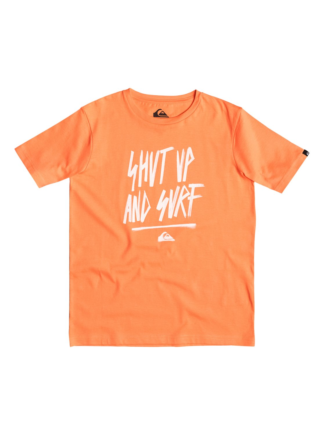 Boy's Classic Shut Up T-Shirt