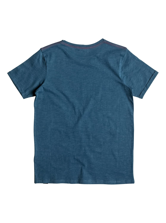 Slub momoth t shirt eqbzt03496 quiksilver for What is a slub shirt