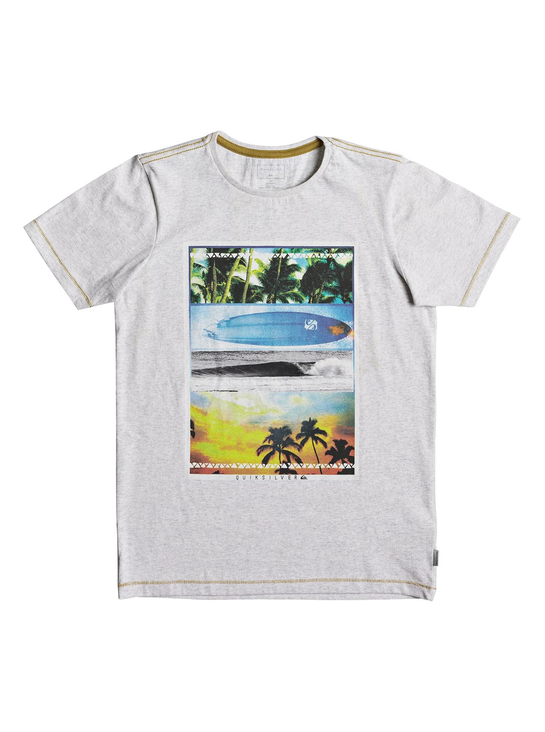 Футболка Heather Place To Be толстовка классическая quiksilver highland gaze medium grey heather