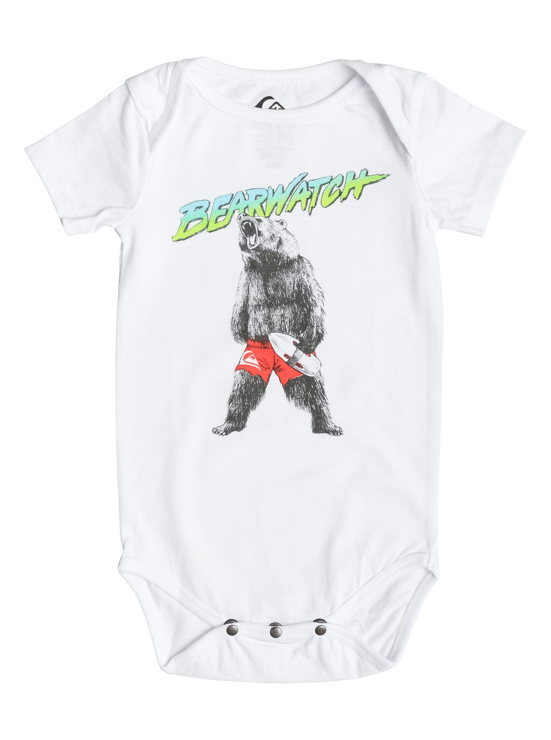 Baby's Body Bearwatch T-Shirt от Quiksilver RU