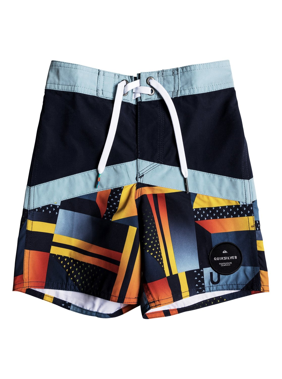 check crypt vee 12  board shorts