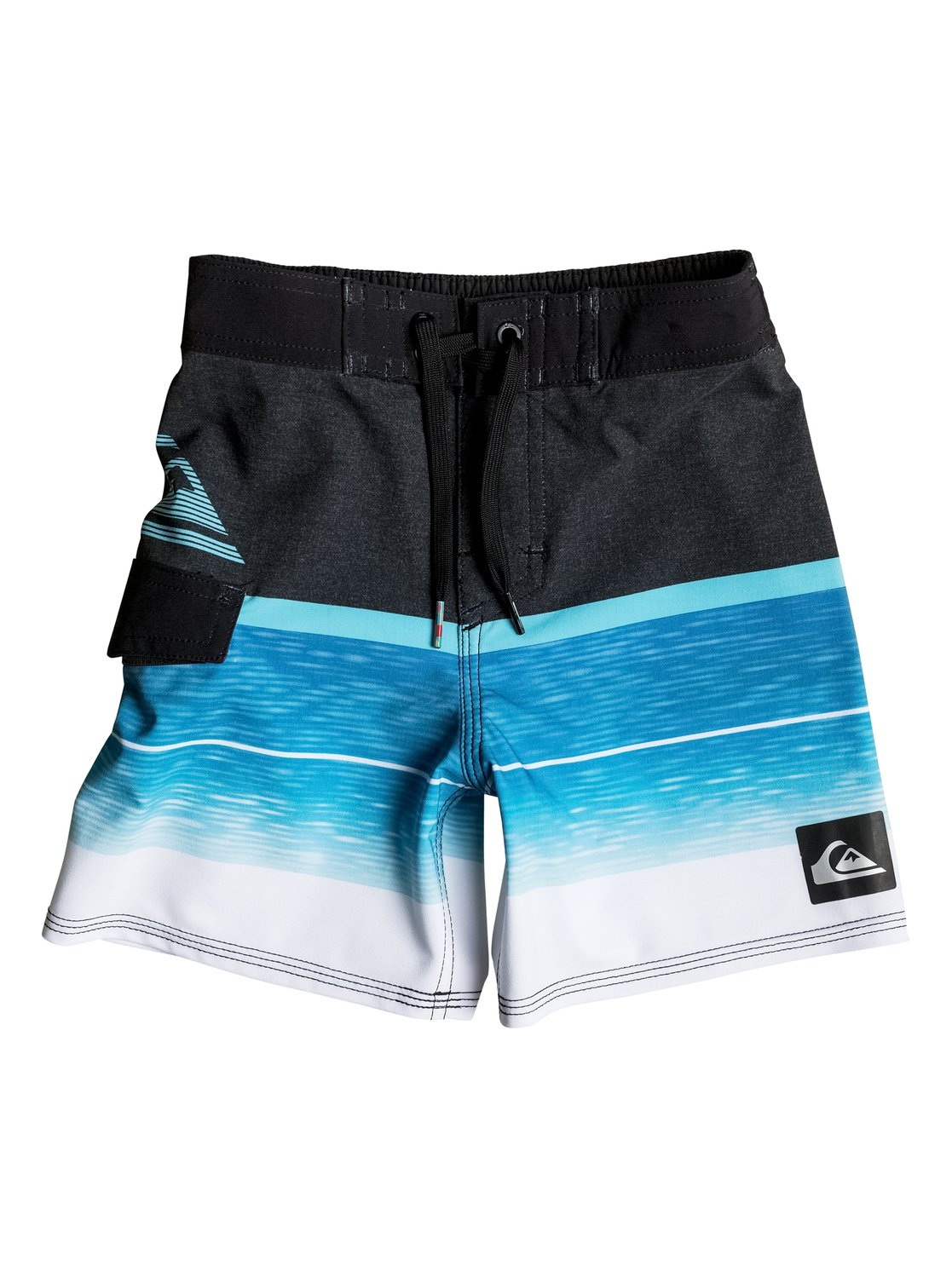 slab logo 12  board shorts
