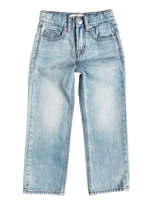 Sequel Dust Bowl - Regular Fit Jeans от Quiksilver RU