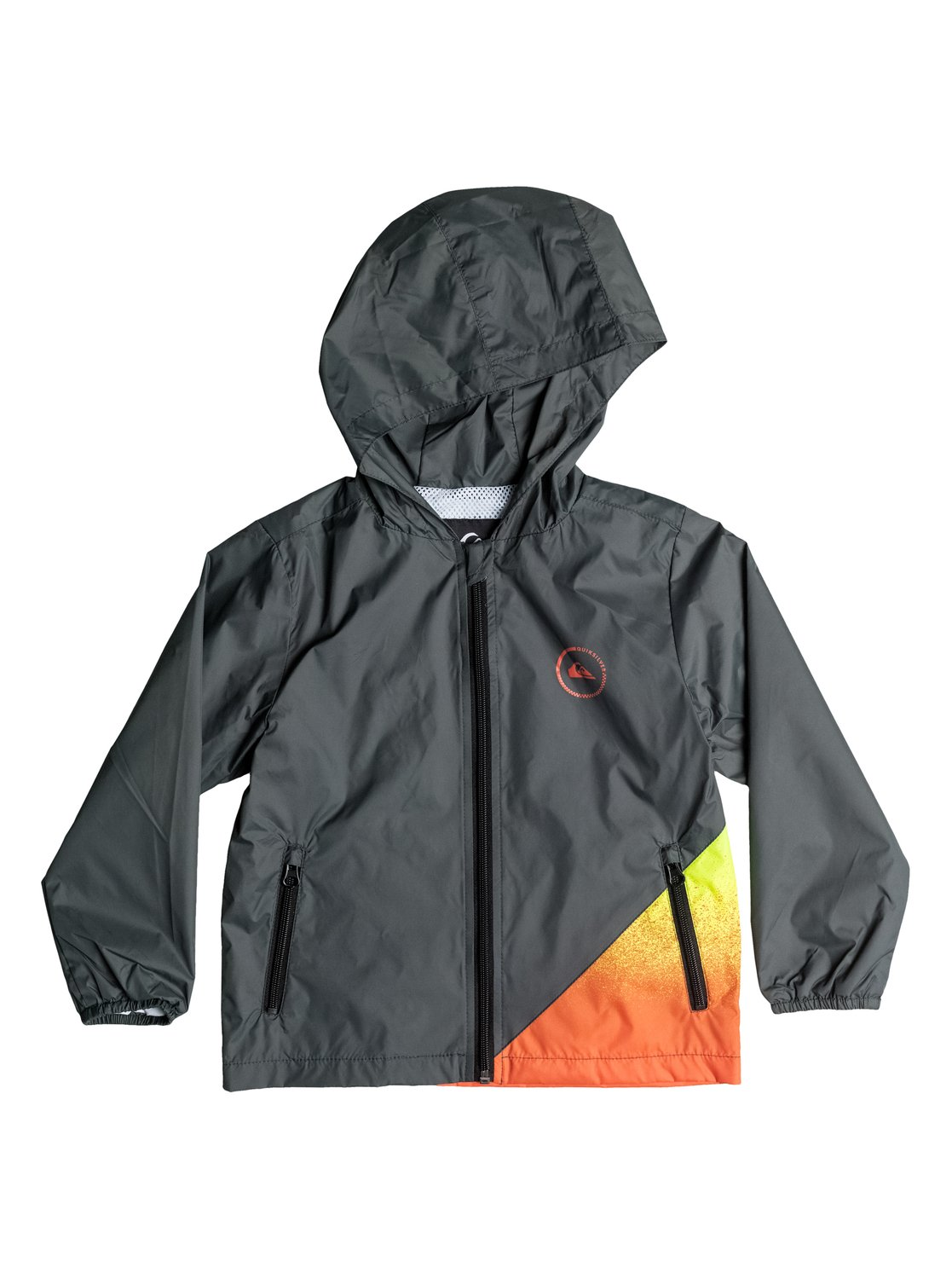 Boy's Everyday Print Windbreaker